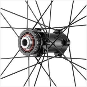 """Fulcrum Wind 55 DB Jeu de roues route 28"""" HG 8-11 vitesses disque CL Clincher TL, black"""